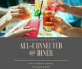 All-Connected @ Diner bij Chez Heeren Jansen