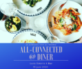 All-Connected @ Diner bij Luca Osteria & Bar