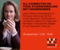 All-Connected on tour, Stadswandeling met ondernemers.